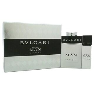 Bvlgari Man Extreme Men's 2-piece Fragrance Set