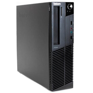 Lenovo ThinkCentre M91 Intel Core 3.1GHz DVDRW Microsoft Windows 7 Professional SDT Computer (Refurbished)