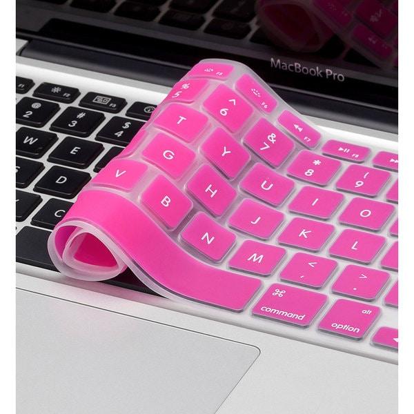 Light Pink Retina Keyboard Protector for Macbook