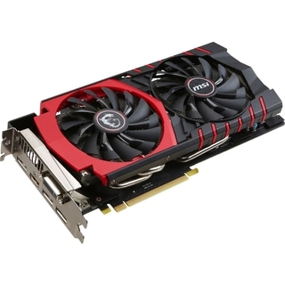 MSI GTX 980 GAMING 4G GeForce GTX 980 Graphic Card - 1.22 GHz Core -