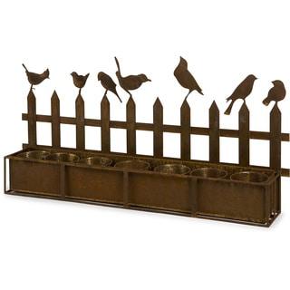 Ardene Iron Bird Planter