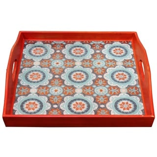 Rabat Square Serving Tray