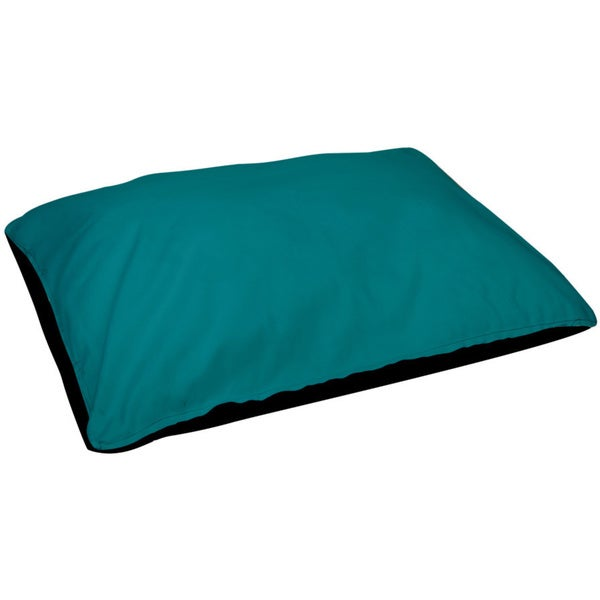 28 x 48 -inch Lake Blue Outdoor Solid Dog Bed