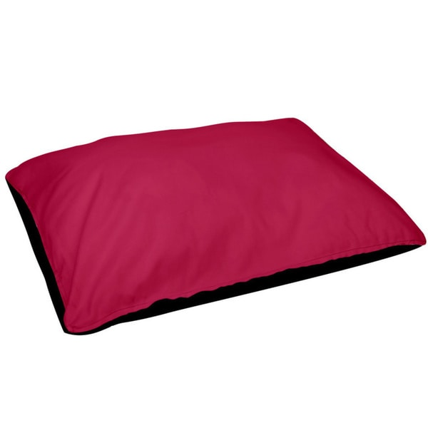 28 x 48 -inch Lipstick Outdoor Solid Dog Bed