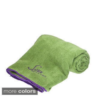 Sivan Health And Fitness Antibacterial Yoga Towel