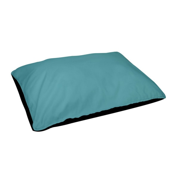28 x 48 -inch Bahama Blue Outdoor Solid Dog Bed