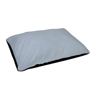 30 x 40 -inch Soft Blue Indoor Solid Dog Bed