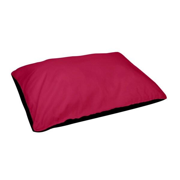 28 x 48 -inch Lipstick Indoor Solid Dog Bed