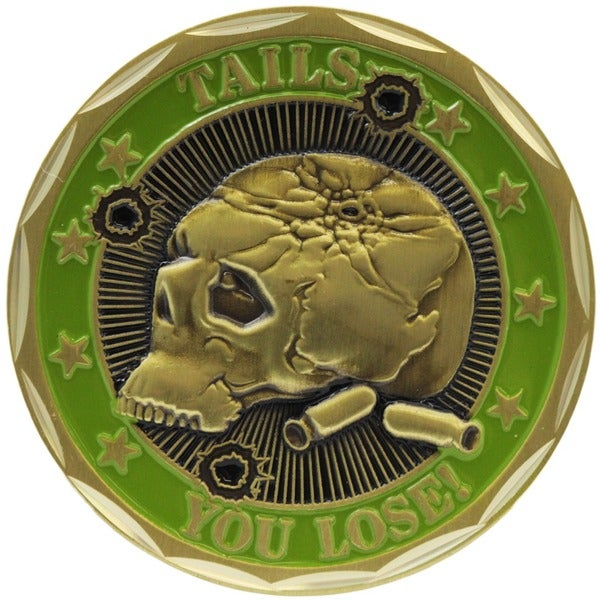 Heads and Tails Coin