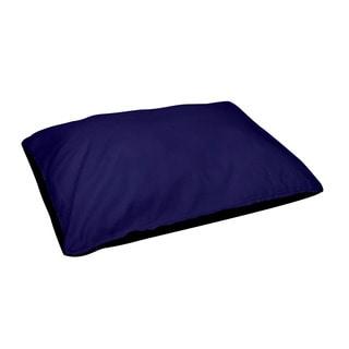 18 x 28 -inch Indigo Indoor Solid Dog Bed