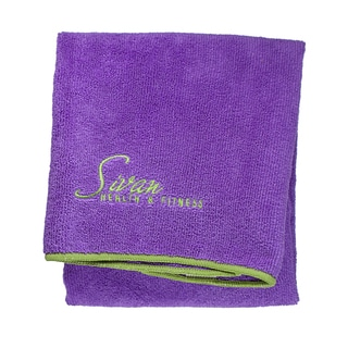 Sivan Health And Fitness Anitbacterial Yoga Hand Towel
