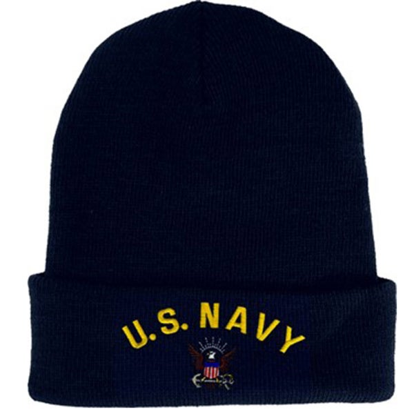 US Navy Knit Hat