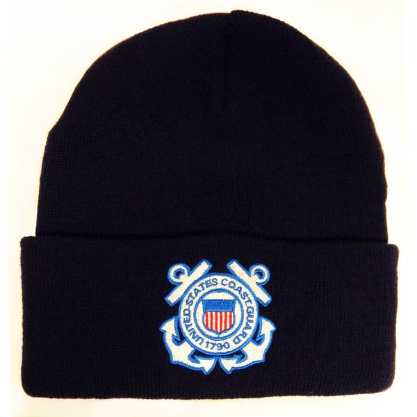 US Coast Guard Knit Hat