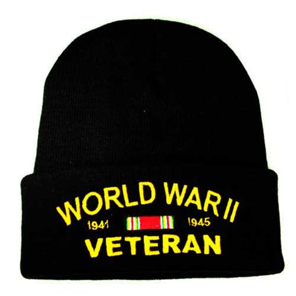World War II Knit Hat
