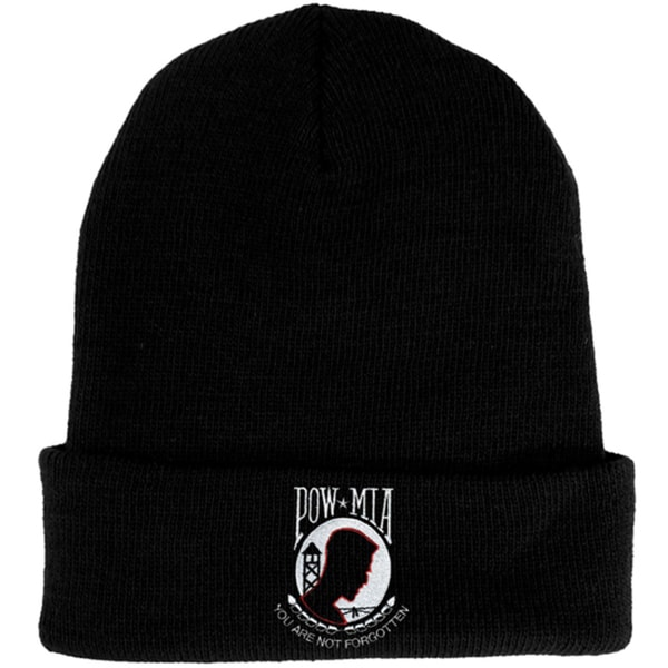 POW MIA Knit Hat