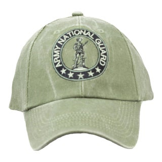 Army National Guard Baseball Cap