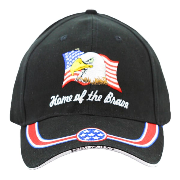 USA Home of the Brave Military Cap