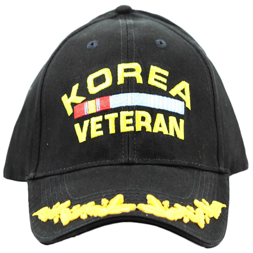 Overstock.com Military Cap Korea Veteran with Scrambled Eggs at Sears.com