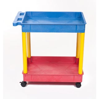 Luxor 2-tub Kid's Cart