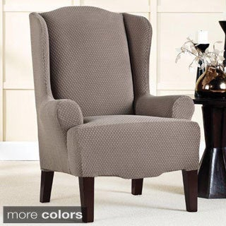 Sure Fit Brixton Wing Chair Slipcover