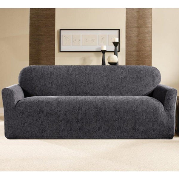 Sure Fit Stretch Galaxy Sofa Slipcover Overstock