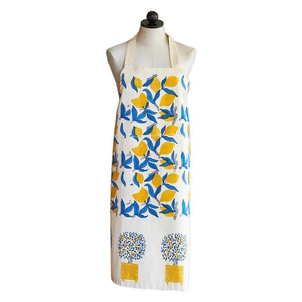 Couleur Nature Lemon Tree Apron