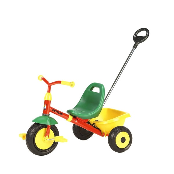 Kettler Kettrike Junior Tricycle with Pushbar