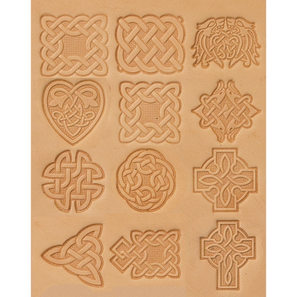 "Craftool Stamp Set 1""-Celtic Design"