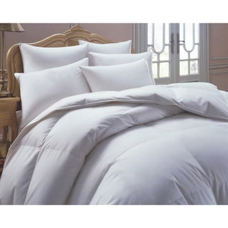 European Heritage Down Allure Summer Weight White Down Comforter