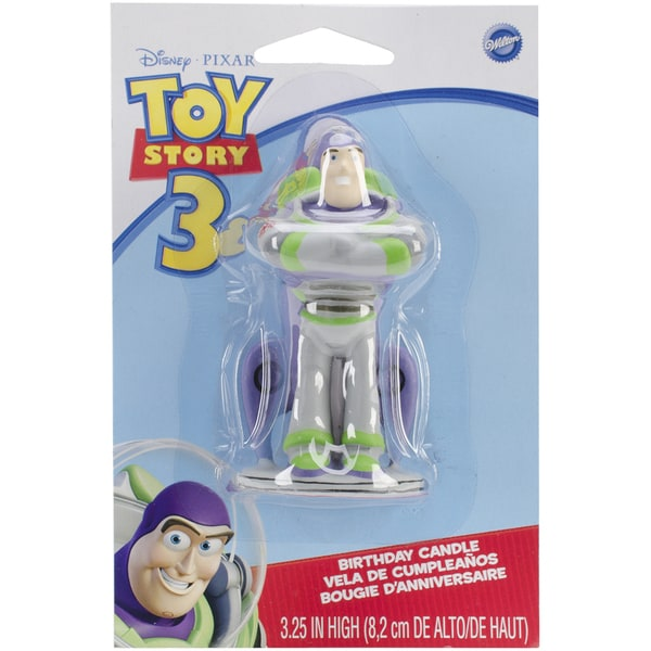 Toy Story Birthday Candle