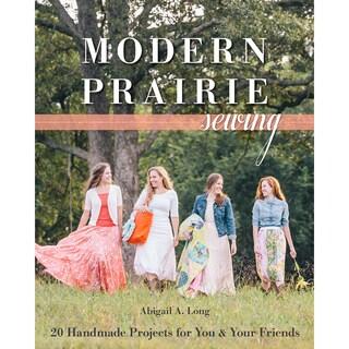 Stash Books-Modern Prairie Sewing