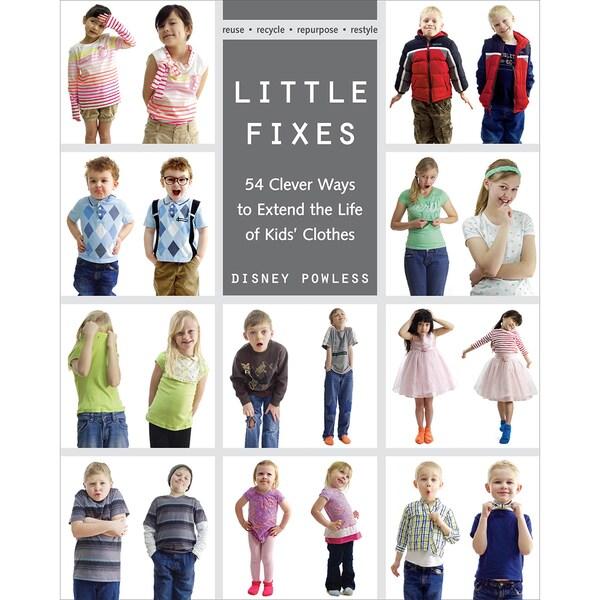 Stash Books-Little Fixes
