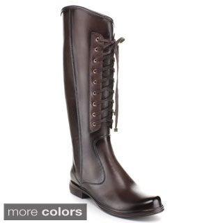 Miim Zitas-05 Women's Knee High Riding Boots