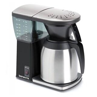 Bonavita BV1800SSB Black 8-cup Coffee Maker With Thermal Carafe