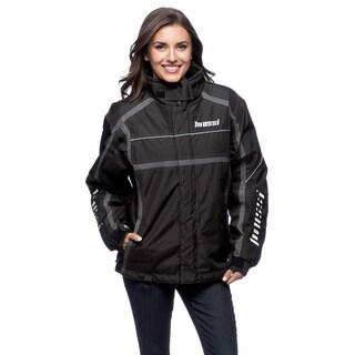 Mossi Women's Black Gravity Cold Weather Jacket