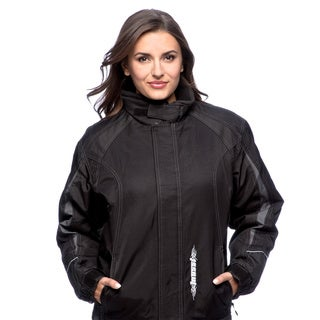 Mossi Women's Serenity Black Outdoor Jacket