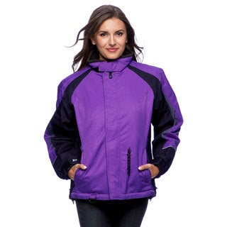 Mossi Women's Purple Serenity Jacket