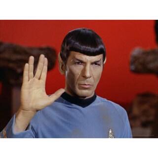 Star Trek Commander Spock Wall Art