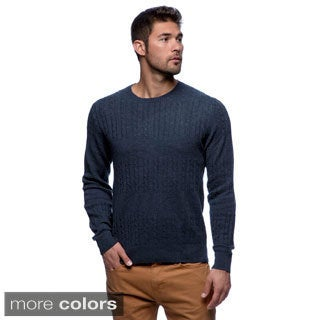 Cullen Broken Cable Crew Sweater