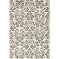 Christopher Knight Home Olympia Hybrid 070 Layla Snow/ Blue Area Rug (7'10 x 9'10)