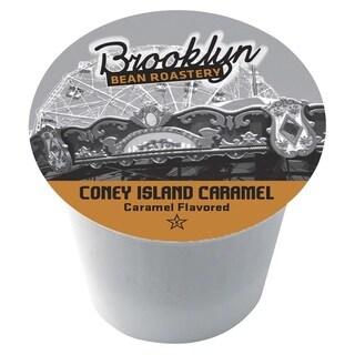 Brooklyn Bean 'Coney Island Caramel' Single Serve Coffee K-Cups