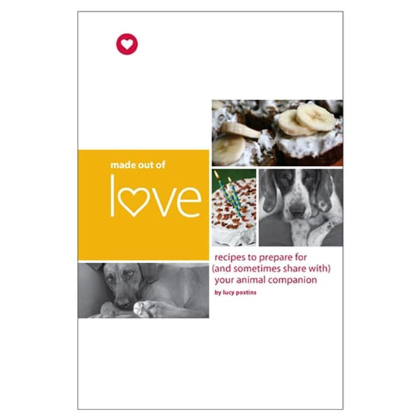 Honest Kitchen 'Made of Love' Recipe Book