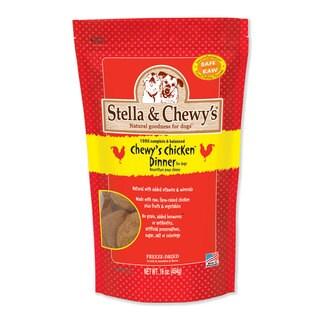 Stella & Chewys Freeze Dried Chicken Dinner Dog Treats