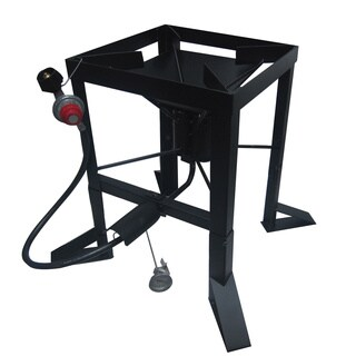 Freestanding Double Jet Gas Burner