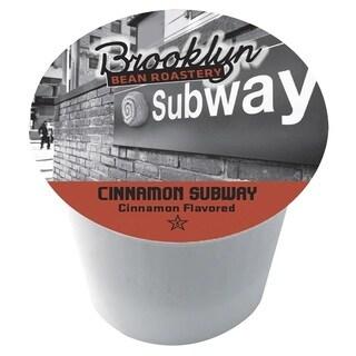 Brooklyn Bean 'Cinnamon Subway' Single Serve Coffee K-Cups