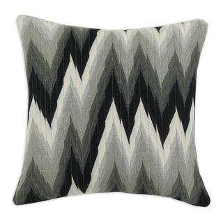 Coram Ebony 17-inch Throw Pillow