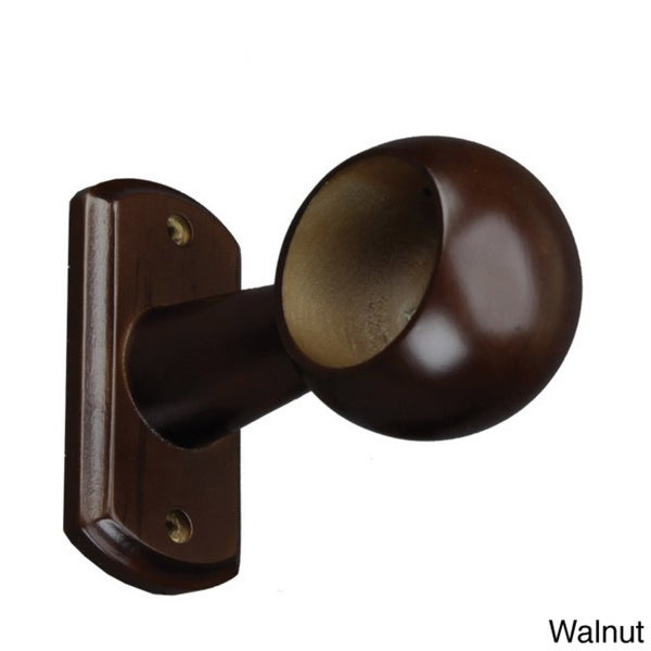 One Inch Curtain Rod Brackets Curtain Rod Install Drywall