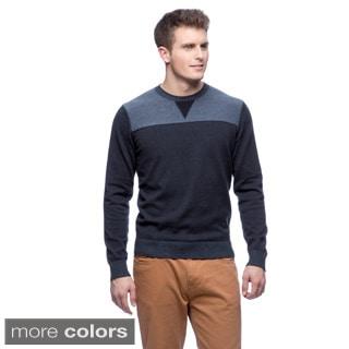 Cullen Men's Plaited Cotton Sweatshirt