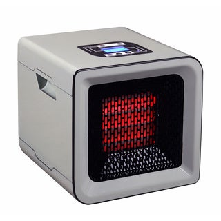 Avanti RedCore R-1 Silver 1000 Square Foot Infrared Space Heater