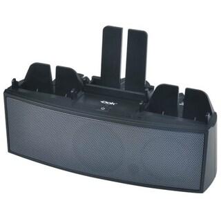 JS Karaoke CR22 3 Port Smart Phone Charger with Speaker